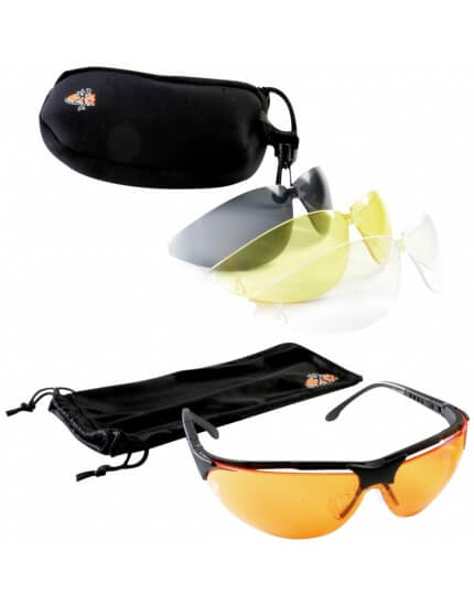 Browning Claymaster Shooting Glasses