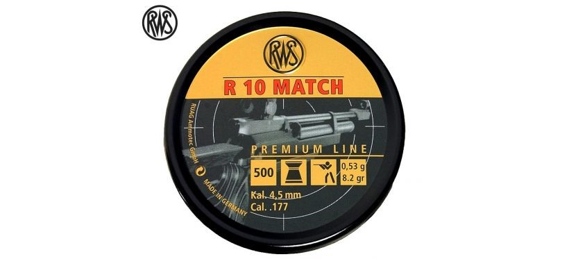RWS – R10 Rifle Pellets